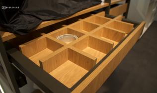 Prémiové kování a chytrá řešení v oblasti nábytkářského průmyslu
