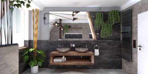 Přeneste si do koupelny kouzlo přírody