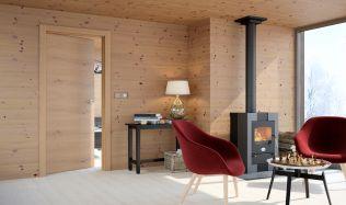 Přírodní styl bydlení: Když domu vládne dřevo a zeleň!