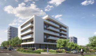 Prodej bytů z druhé etapy projektu Ranta Barrandov právě spuštěn
