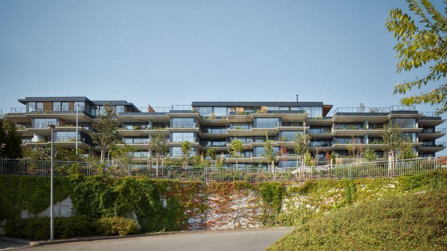 Prohlédněte si český nejzelenější rezidenční projekt