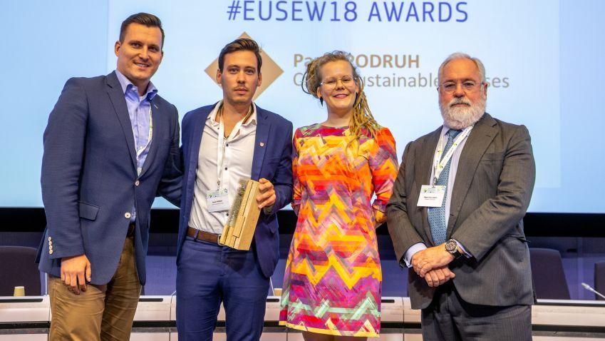 První Češi získali nejvyšší ocenění Evropské komise. Bez dotací inspirují celou Evropu