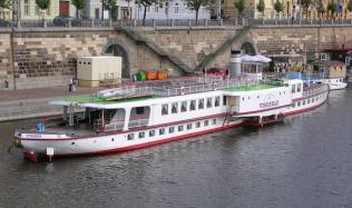 Prvorepublikové stavby, ale i historický parník zpřístupní Open House Praha k výročí vzniku republiky 28. října 2018