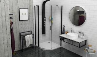 Jak na rekonstrukci podkrovní koupelny