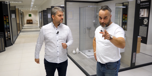 Řešíte novou koupelnu? Vyberte si v unikátním online výprodeji s Pepínem!