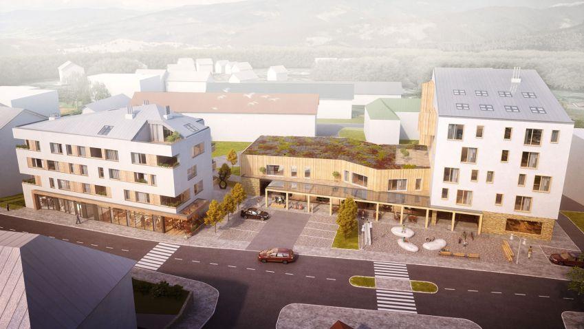 Rezidence Javor v Železné Rudě byla nominována na Stavbu roku Plzeňského kraje