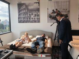 Rodina Panochových získala také kompletní konzultaci o zdravém spánku