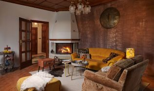 Proměna interiéru s omezeným rozpočtem ve venkovský rustikální styl