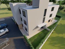 Druhý projekt - Apartmány Bibinje