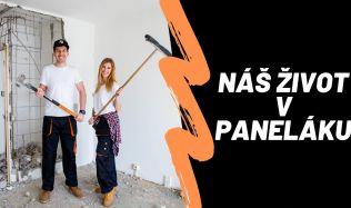 Spouštíme nový pořad Náš život v paneláku s moderátorem Petrem Říbalem a modelkou Míšou Hávovou
