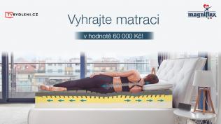 Spouštíme soutěž o matraci v hodnotě 60 000 Kč! Jak vyhrát?