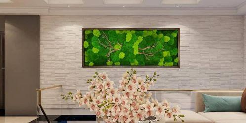 Stabilizované rostliny jsou novým trendem v zařizování interiérů