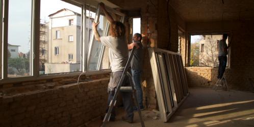 Stavba není sen 2 - 3. díl - Výměna oken