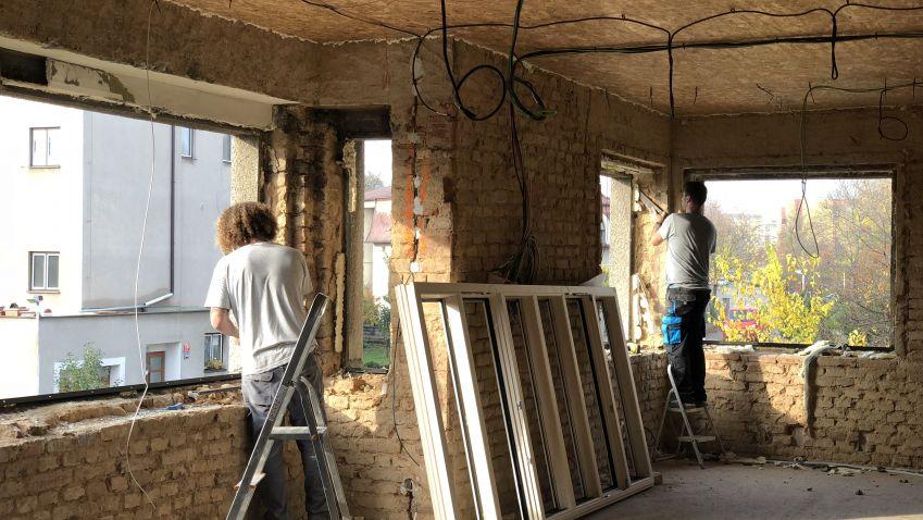 Stavba není sen 2: Montáž oken krok za krokem!