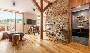 Stavba není sen 3 - 8. díl - Odhalujeme designový interiér ze dřeva starých stromů