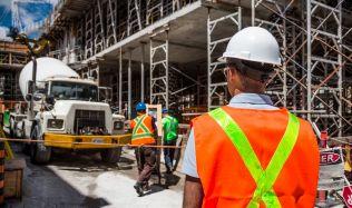 Stavebnictví brzdí nedostatek vhodné pracovní síly