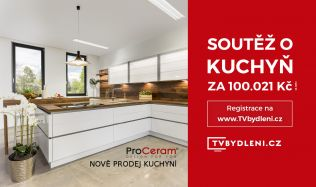 Stela Cebotari soutěží o kuchyň za 100.021 Kč vč.DPH - hlasujte!
