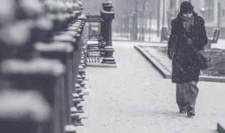 Studená zima zmrazila celé stavebnictví