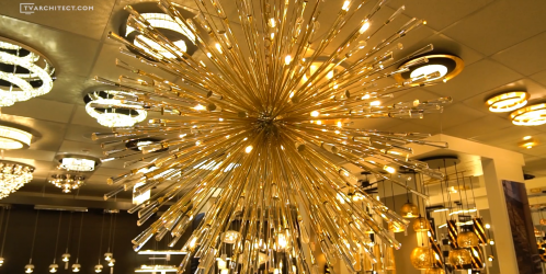 Svítidla, ve kterých hledají inspiraci architekti, designéři i velké developerské společnosti
