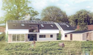Talentovaní studenti architektury hledají nové cesty k energetické soběstačnosti budov
