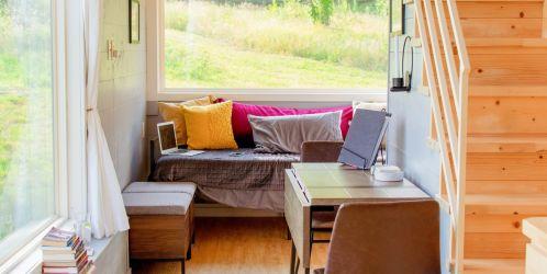 Tiny house je moderní forma rekreačního bydlení, a to nejen pro dobrodruhy