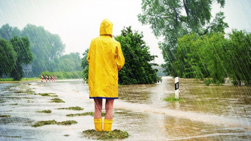 Tip, jak na obnovu zahrady po přívalových deštích a povodních