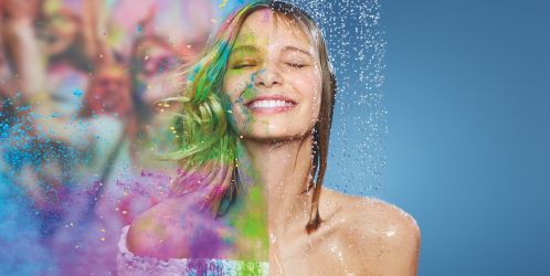 Tip: Namixujte si sprchový zážitek na míru