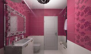 Tip: Neobvyklé barvy koupelnové dlažby!