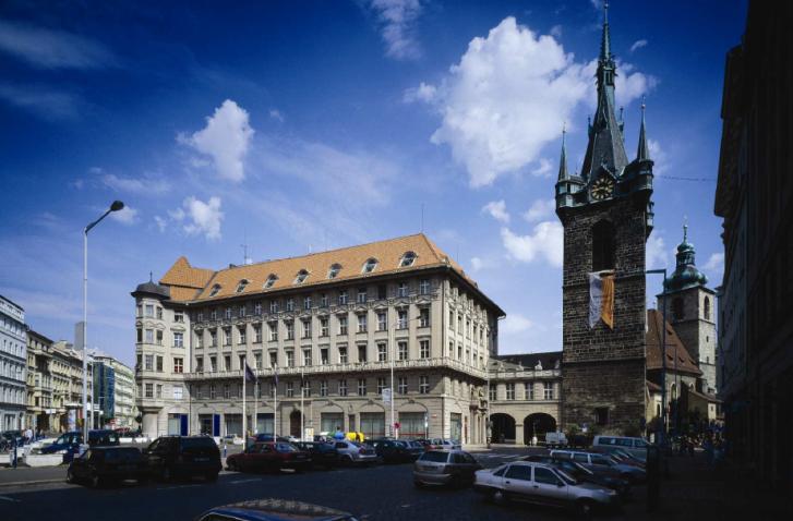 UBM promění Cukrovarnický palác v Hotel Andaz Prague, první hotel řetězce Hyatt v Česku