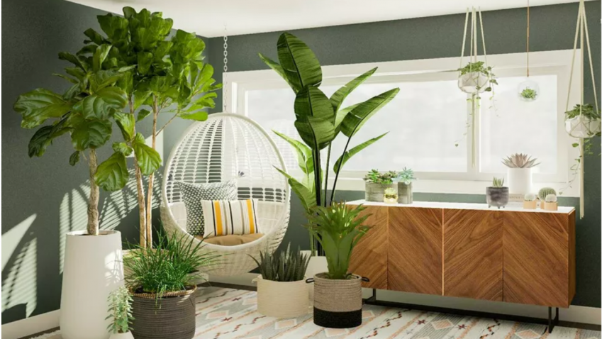 Umělé rostliny nové generace pomohou oživit váš interiér