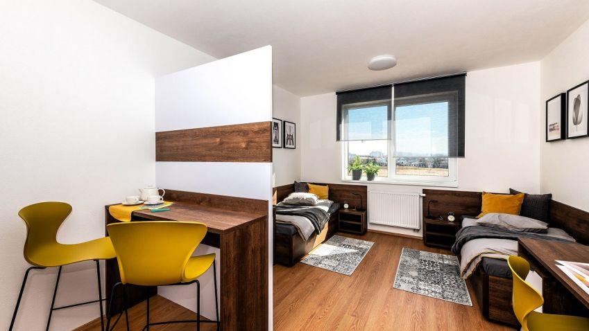 Unicity v Plzni na Borských polích - luxusní bydlení, nebo standard 21.století?