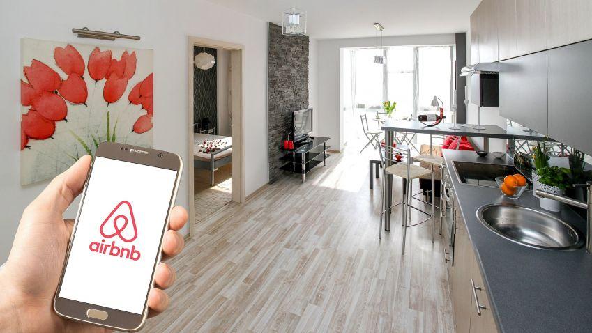 Úřadům v Praze se nedaří získat od Airbnb informace o ubytovatelích