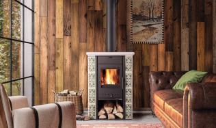 Krbová kamna dokážou vytopit celý byt i navodit příjemnou zimní atmosféru