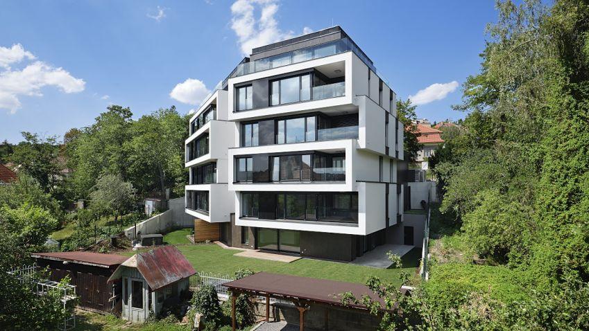 V Praze-Troji vznikne luxusní rezidenční projekt