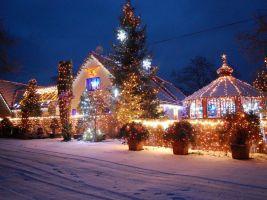 Vánoční výzdoba 2012, foto: Agentura Dobrý den