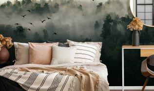 Velkoformátové panoramatické tapety jsou trendem v zařizování interiéru