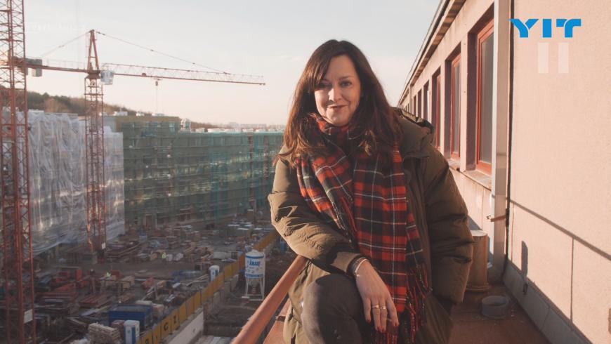 Videodeníček nového bytu Terezy Brodské - část II.