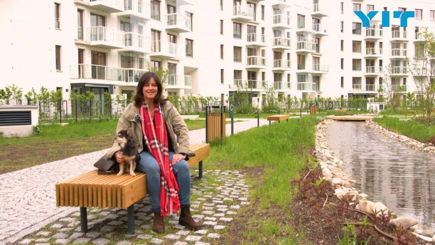 Videodeníček nového bytu Terezy Brodské - část IV.
