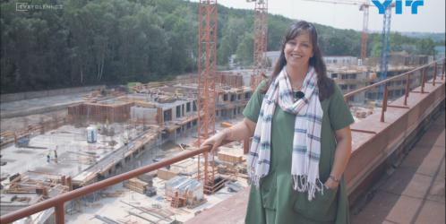 Videodeníček nového bytu Terezy Brodské - část I.