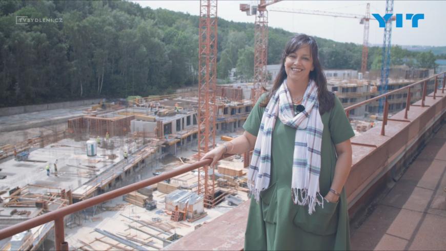 Videodeníček nového bytu Terezy Brodské