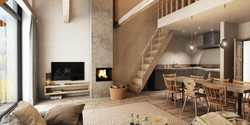 Stavba není sen 4 - Aldrov Krkonoše - Začala stavba projektu Aldrov Apartments&Resort. Nabídne luxusní rekreaci i výhodnou investici