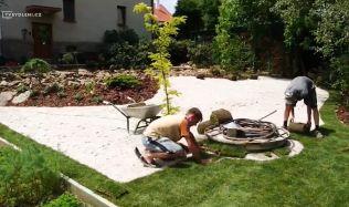 Zahrada jako od architekta svépomocí!