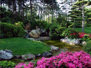Zahrady inspirace
