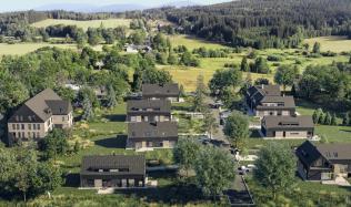 Zájem o bydlení na Šumavě stále roste
