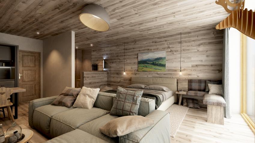 Zájem o rekreační bydlení roste, oblíbené jsou horské apartmány vhodné i na investici