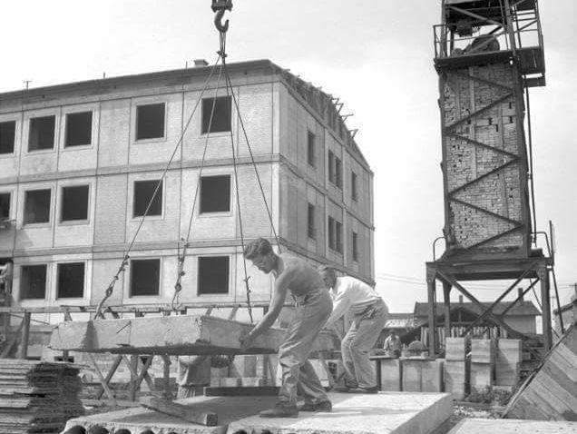 Zajímavost: První panelák v Praze vyrostl před 55 lety