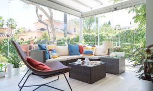 Zasklení balkónu či terasy vám doma poskytne zcela nový rozměr bydlení