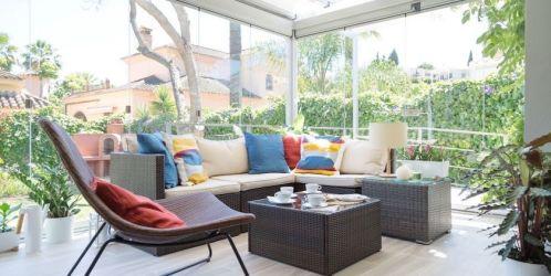 Veletrhy - Zasklení balkónu či terasy vám doma poskytne zcela nový rozměr bydlení