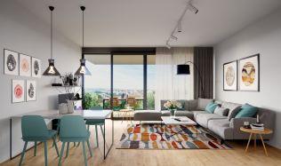 Zdražování nových bytů v Praze stále pokračuje