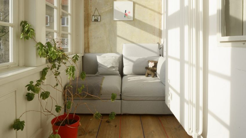 Interiér domu, který čiší antistresovou atmosférou, se stal zároveň interiérem roku!